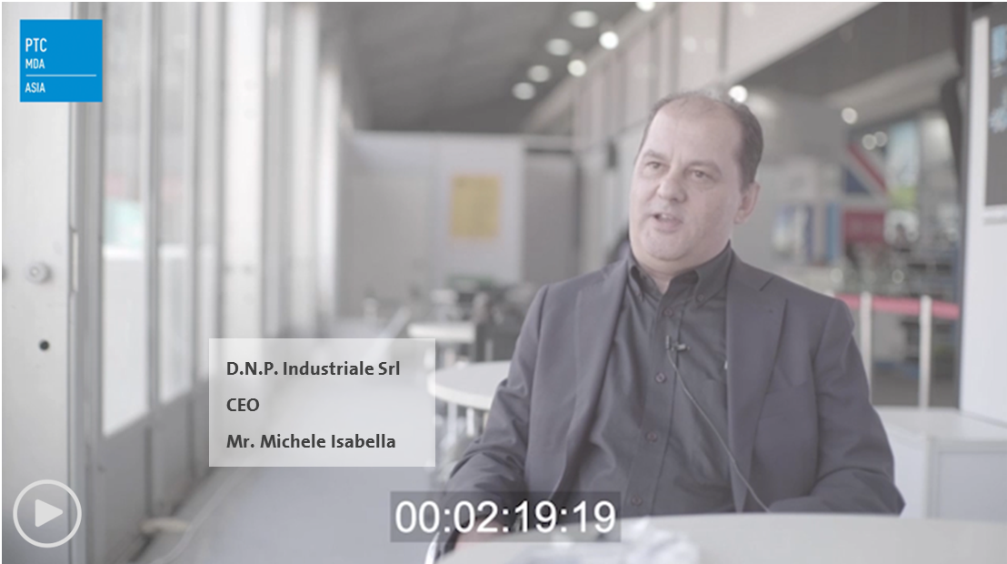 D.N.P. Industriale Srl - CEO of D.N.P. Industriale Srl - Micheal Isabella